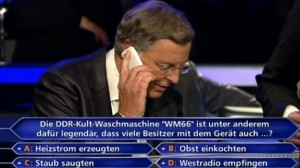 Who wants to be a millionaire german